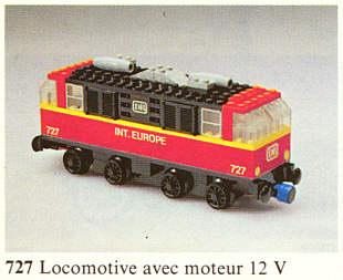 Lego 727