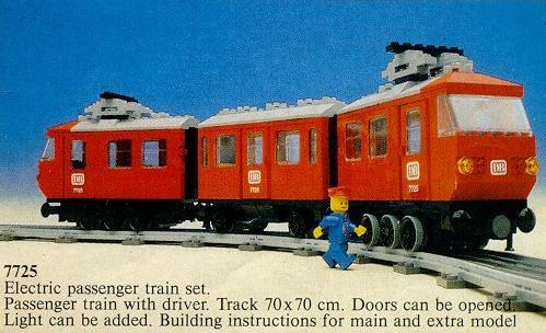 Lego 7725
