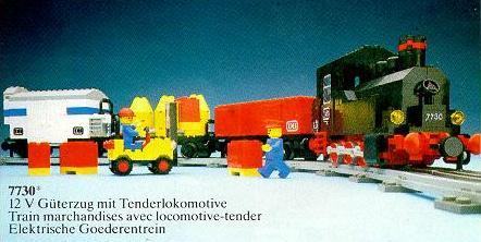 Lego 7730