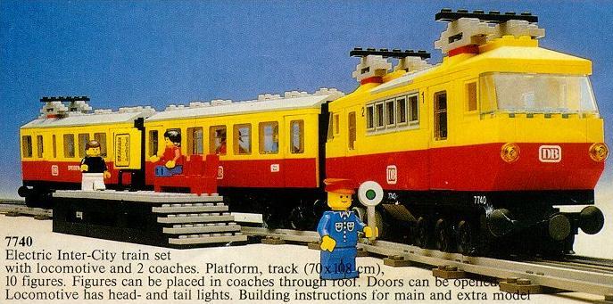 Lego 7740