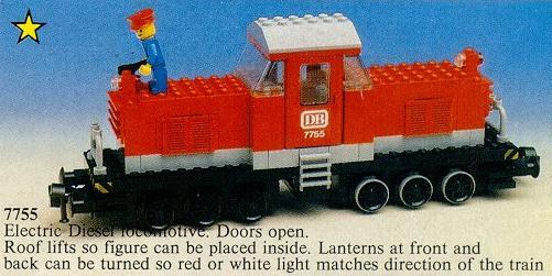Lego 7755