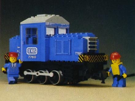 Lego 7760