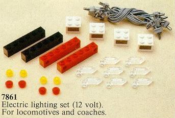 Lego 7861