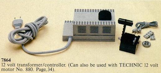 Lego 7864